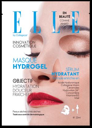 ELLE Hydrating Face Mask