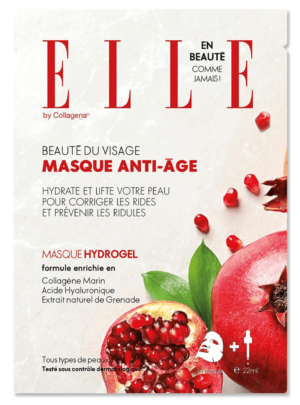 Face Mask with Pomegranate