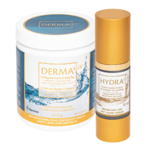 Hydration Duo Bundle - DermaLux & HydraLux